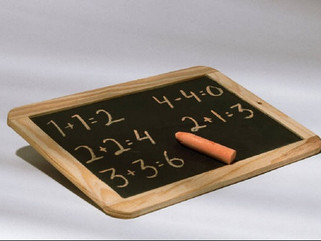Learning…is like a tablet