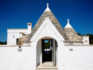 A holiday home in Puglia