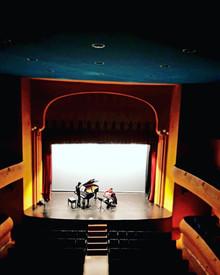 Presentación Winterreise Teatro de Banyeres