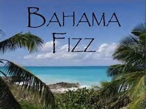 Bahama Fizz Dazzle Candle