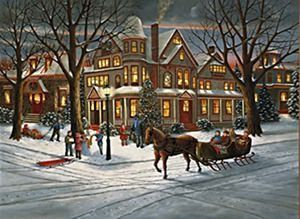 Victorian Christmas Tarts