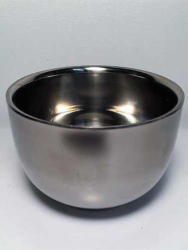 Stainless Steel Shave bowl