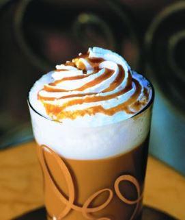 Pumpkin Caramel latte Tarts