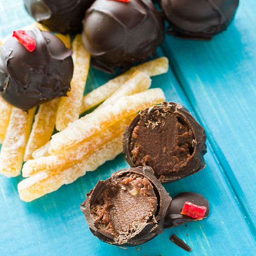 Chocolate Orange Truffle Lip Balm