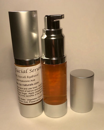 Facial serum with Neroli