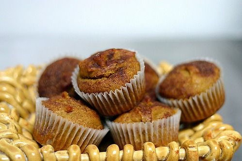 Pumpkin Muffins Tarts