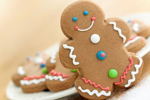 Gingerbread Tarts