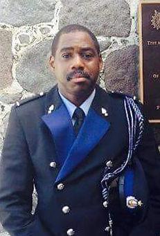 Position:Border Control Officer Name:John Emeal Simmons
