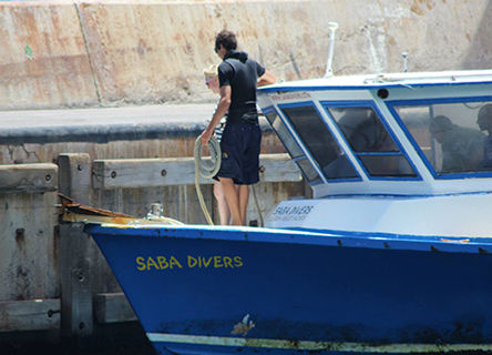 Saba Divers - Image by malachy multimedia n.v.