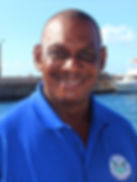 Acting Harbor Master:  Roland Levenstone -  Image by malachy multimedia n.v.