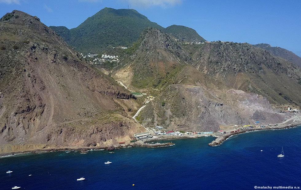 Fort Bay Saba - Image by malachy multimedia n.v.