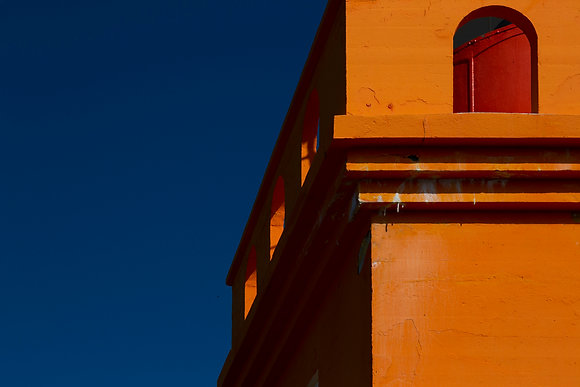 Lighthouse in Raufarhöfn