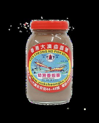 傳統幼滑香蝦醬 (不辣) 340g