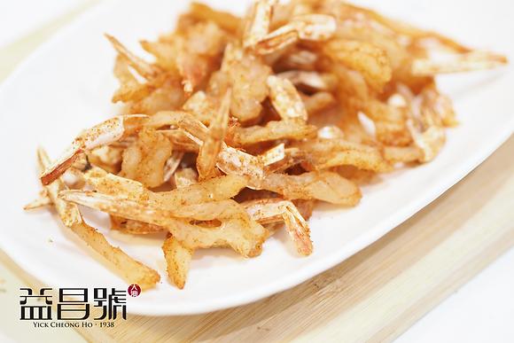 即食香烤蝦乾(150g)
