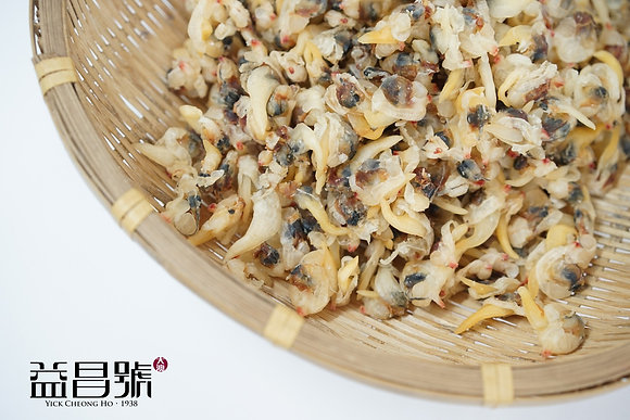 蜆肉乾(半斤裝)