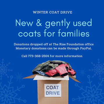Winter gear needed for families