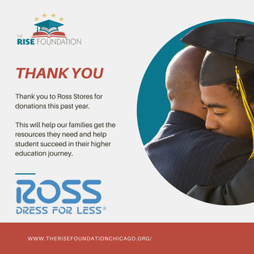 Thank you to Ross for the Recent donations