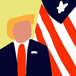 #trump #president #election #illustration #illustrationartists #ipad.jpg
