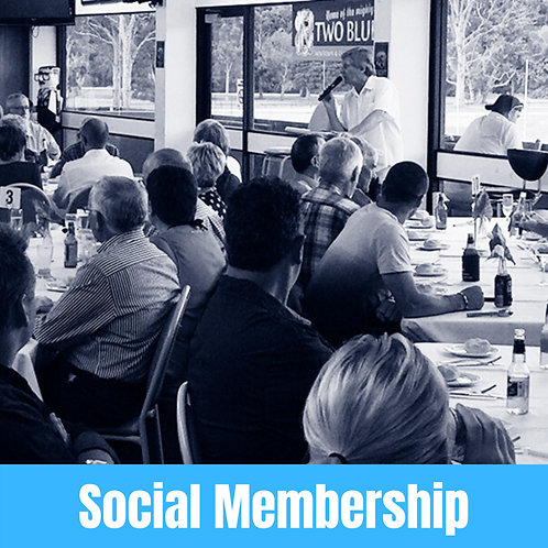 Social / Non Playing Membership