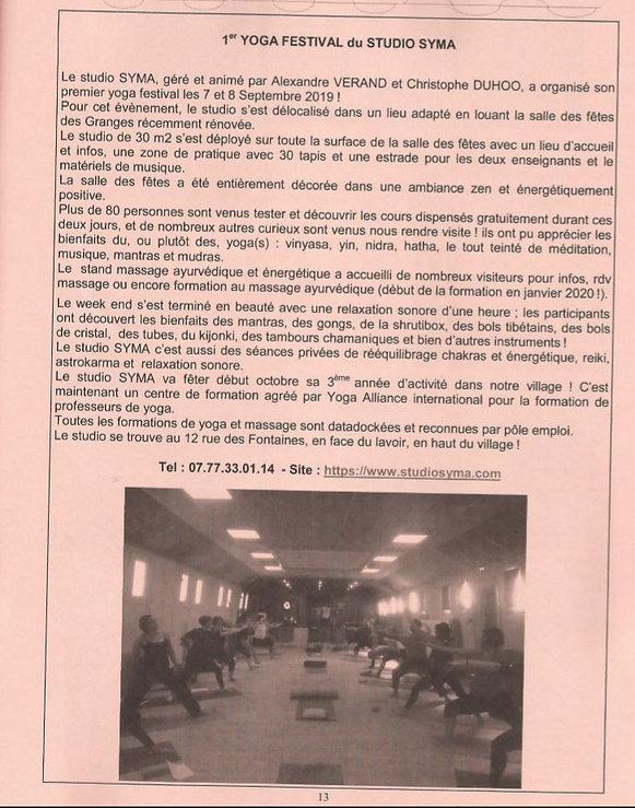 article revue des granges sept 2019.JPG
