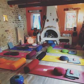 Le Studio de Yoga