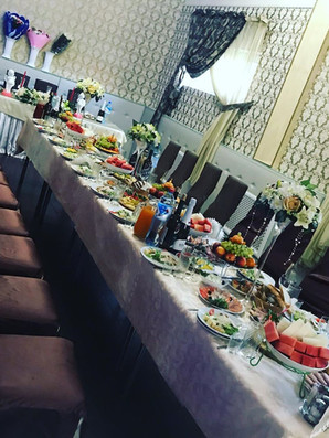 Оформление стола на день рождения_47296683527276