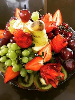 Фрутовая тарелка