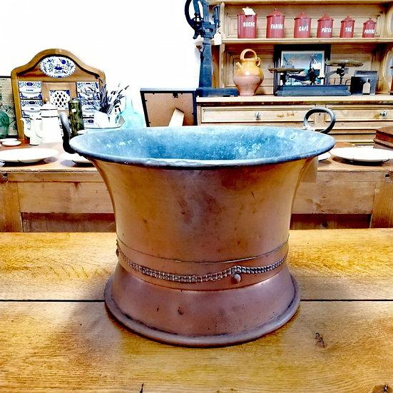 Large Copper Urn or Planter