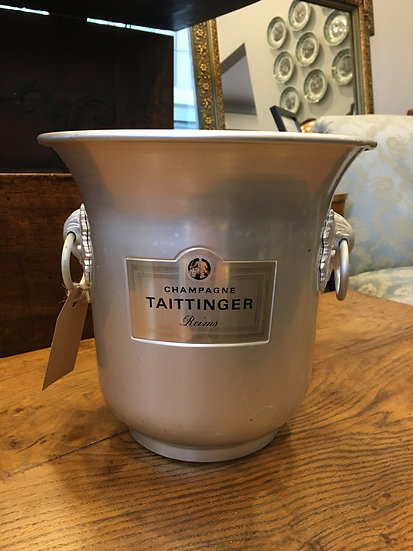 Champagne Bucket - Taittinger (Reims) - SOLD