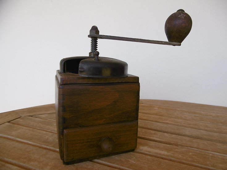 Coffee Mill - SOLD