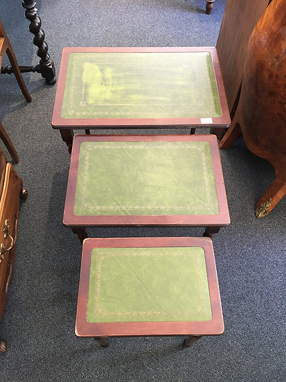 19th Century Style Gigogne Tables - SOLD