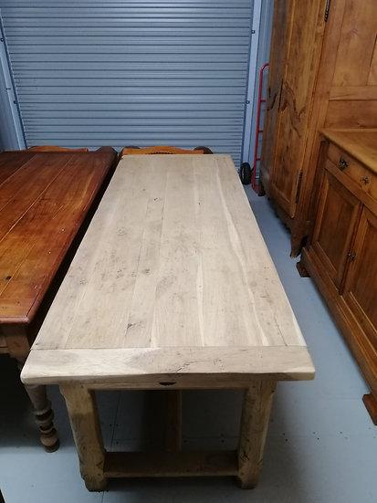 Long Oak Farm Table - SOLD
