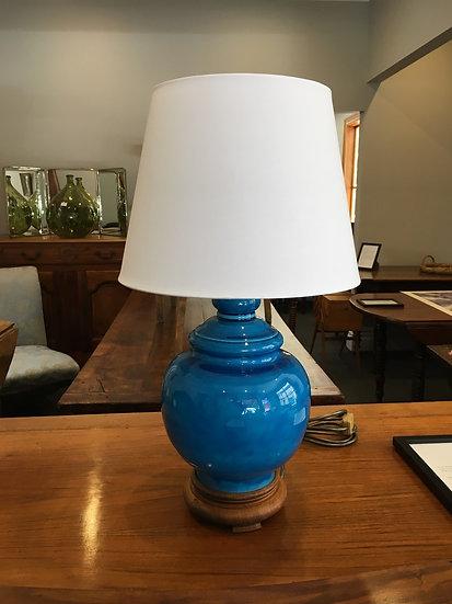 Table Lamp - Indigo - SOLD