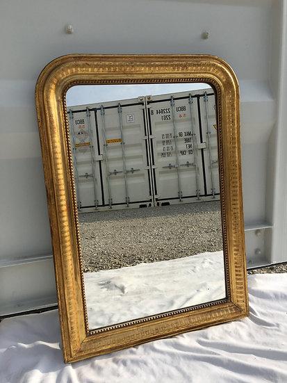 19th Century Louis-Philippe Mirror - Medium Size - SOLD