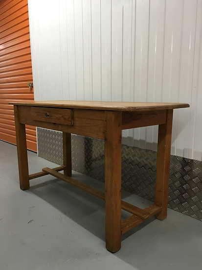 French Pine Table - SOLD