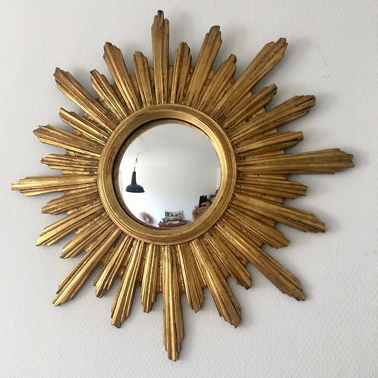Sunburst Mirror - Large - SOLD