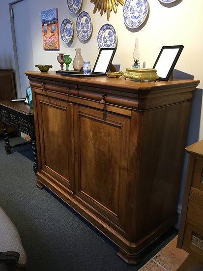 Louis-Philippe (1830-1848) Style Buffet - Blond Oak Wood - SOLD