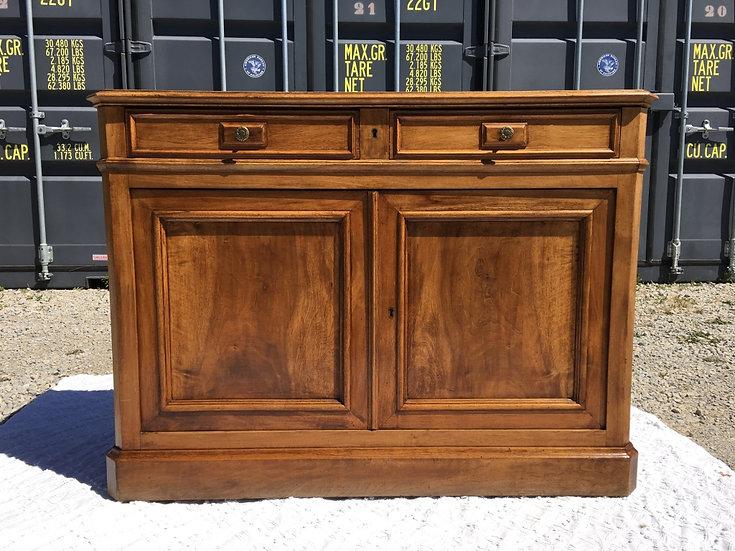 Late 1800s Buffet - Oak Wood - SOLD