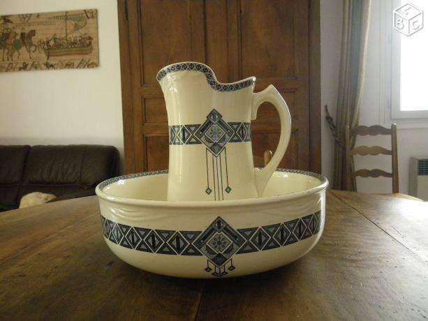Water Jug and Wash Bowl - SOLD