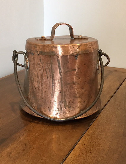 Copper Caldron - SOLD