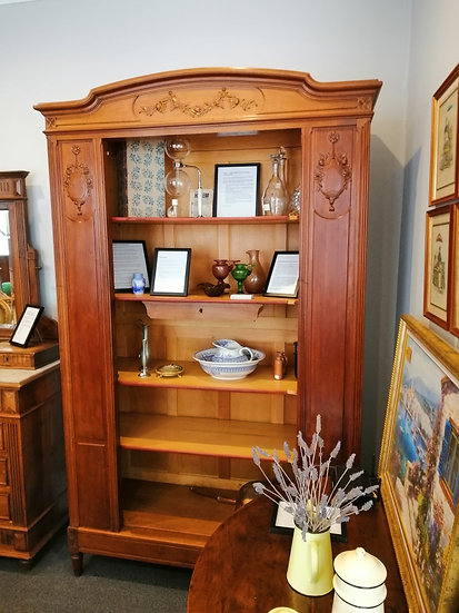 Cherrywood Bookcase - SOLD