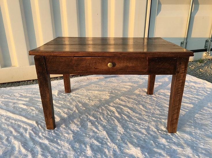 Oak Coffee Table - SOLD