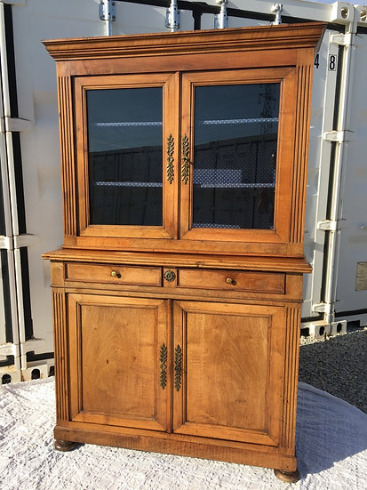 Louis-Philippe (1830-1848) Style Cabinet - SOLD