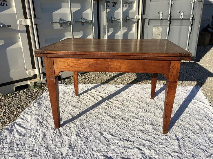 Rectangular Portfolio Dining Table - Oak Wood - SOLD