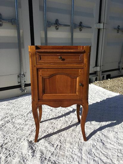 Bedside Table - Walnut Wood - SOLD