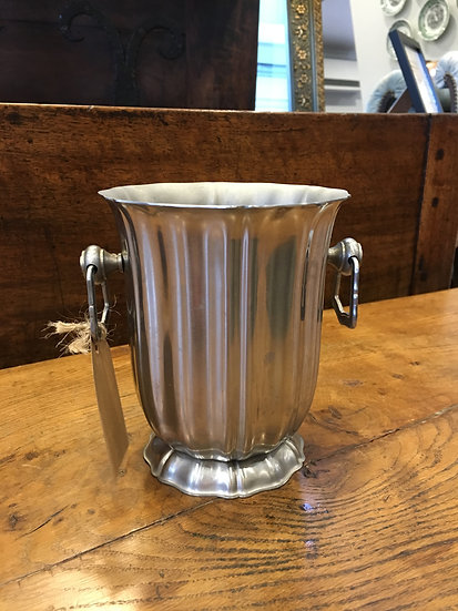 Ice Cubes Bucket - SOLD