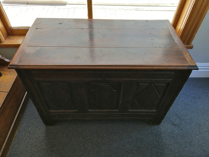 Storage Chest from the Fortress of Mornas - SOLD