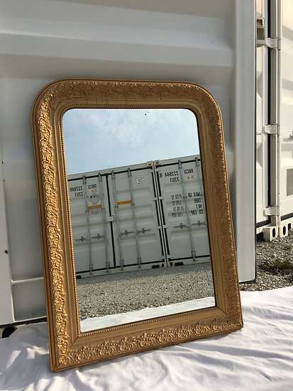19th Century Louis-Philippe Mirror - Large Size- SOLD