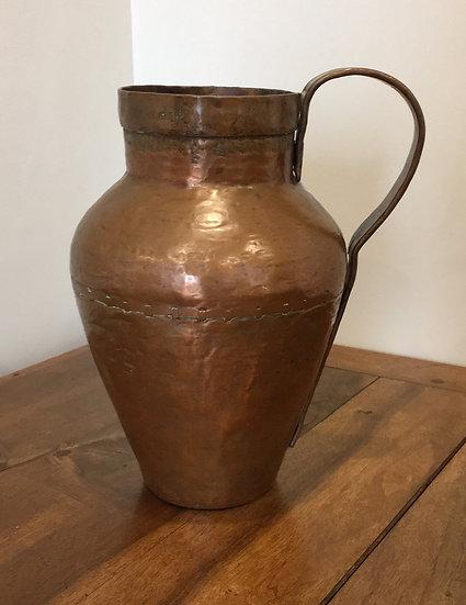 Copper Jug - SOLD