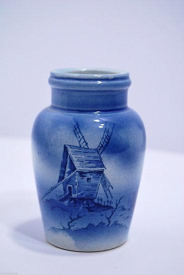 Luneville Faience - Mustard Pot Delft by Keller & Guerin - SOLD